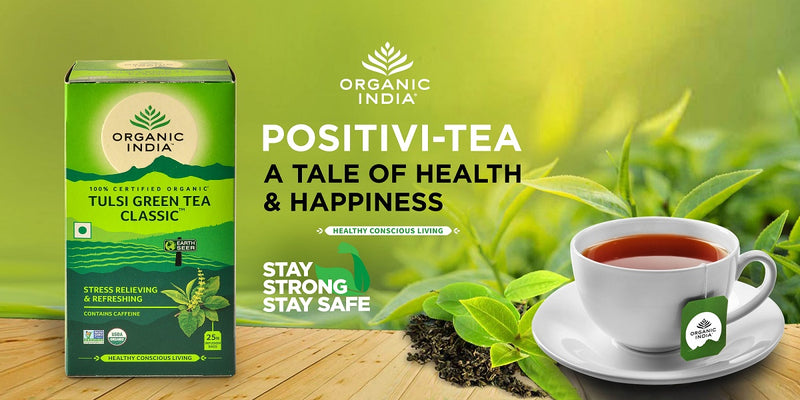 TEA - A TALE OF HEALTH AND HAPPINESS