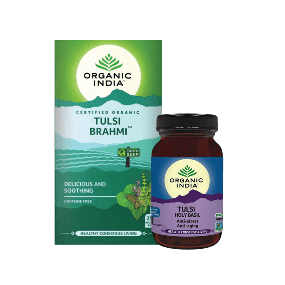 Anxiety Relief Package - Organic India