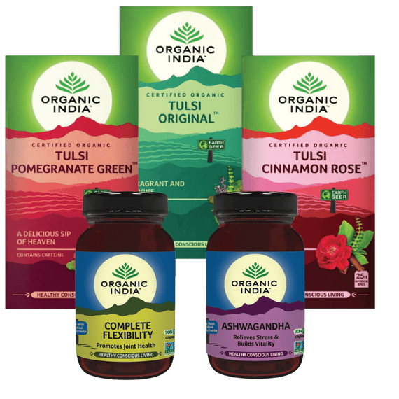Health Boost Package - Organic India