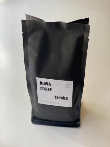 Kowa Coffee: Taraba Blend Coffee 250g bag