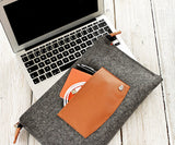 MacBook Portfolio Case – Black