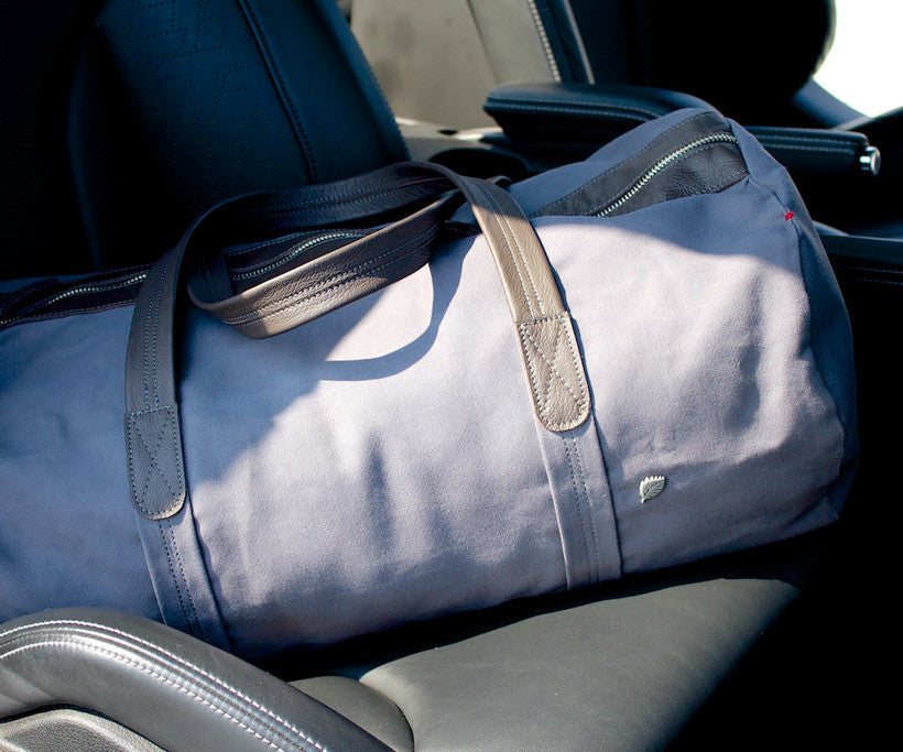 Duffle Bag – Grey/Anthracite
