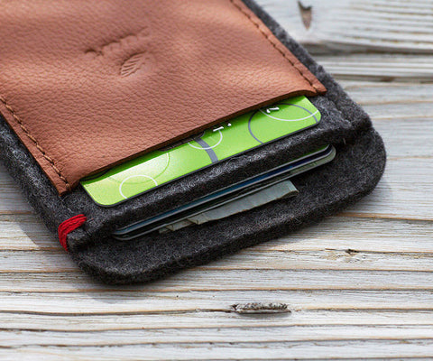 Wallet – Anthracite