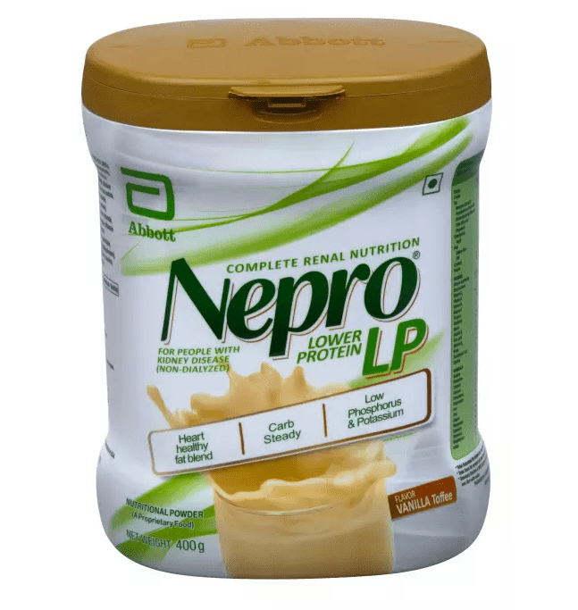 Nepro Lower Protein LP, 400gm