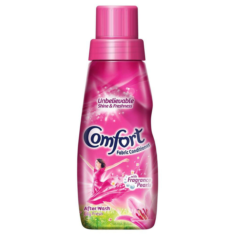 Comfort After Wash Lily Fresh Fabric Conditioner - 220ml