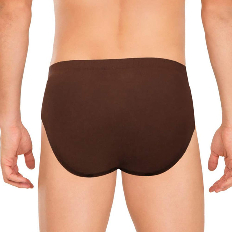Macroman M-502 SALSA Classic V-Brief Assorted (Medium), Pack of 2
