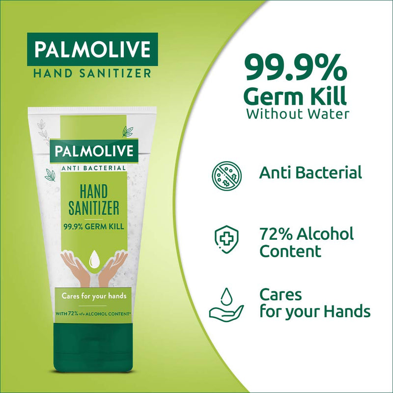 Palmolive Anti Bacterial Hand Sanitizer, 100ml