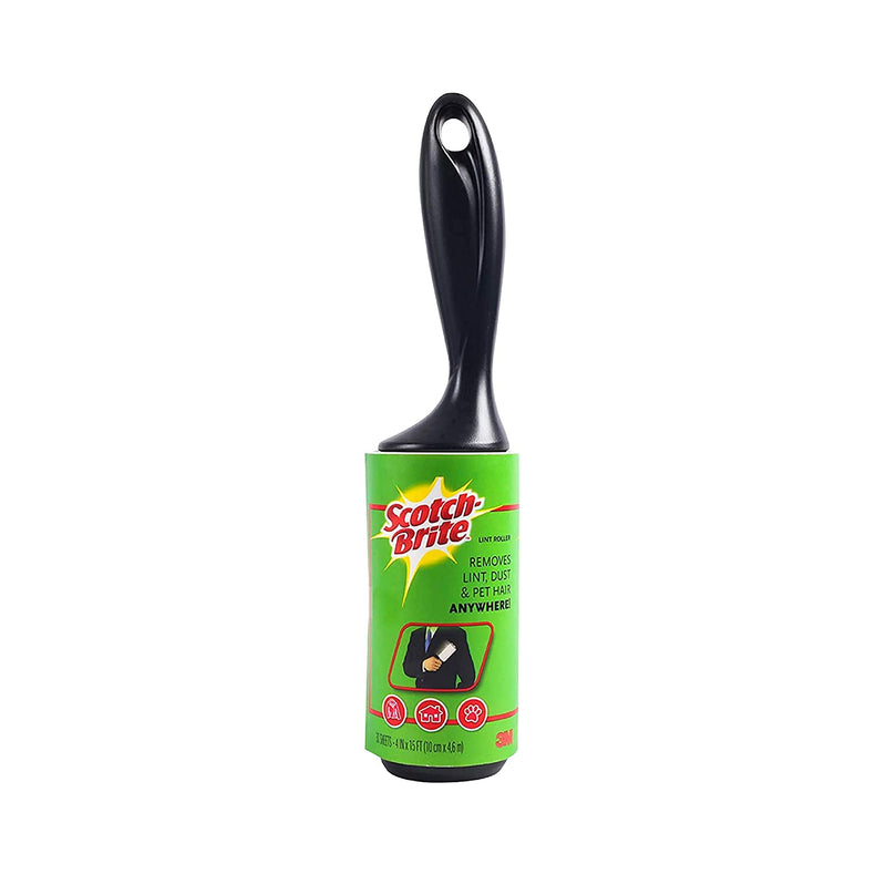 Scotch Brite Lint Remover, 30 Sheets
