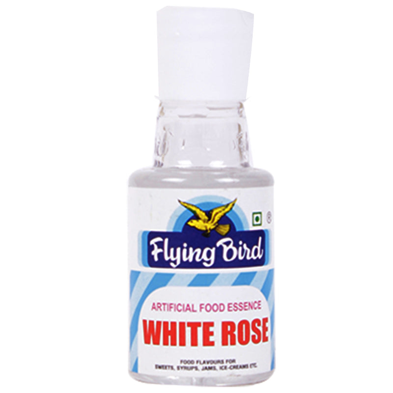 Flying Bird Artificial Food Essence (White Rose), 20ml