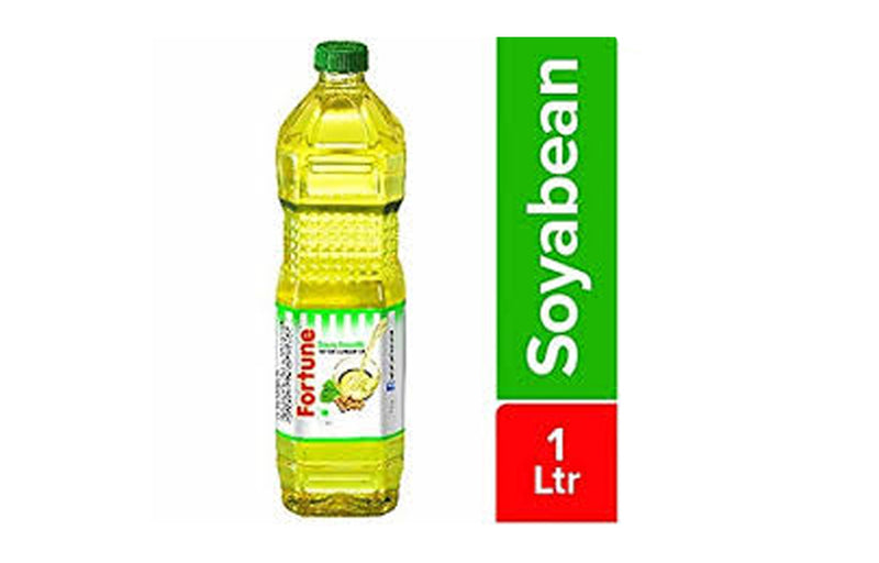 Fortune Refined Soyabean Oil, 1L