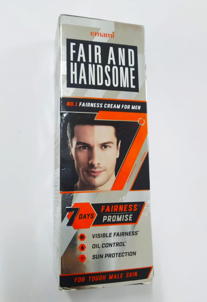 Emami Fair and Handsome 7 Days Fairness Promise 30g