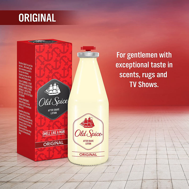 Old Spice After Shave Lotion (Original), 50ml