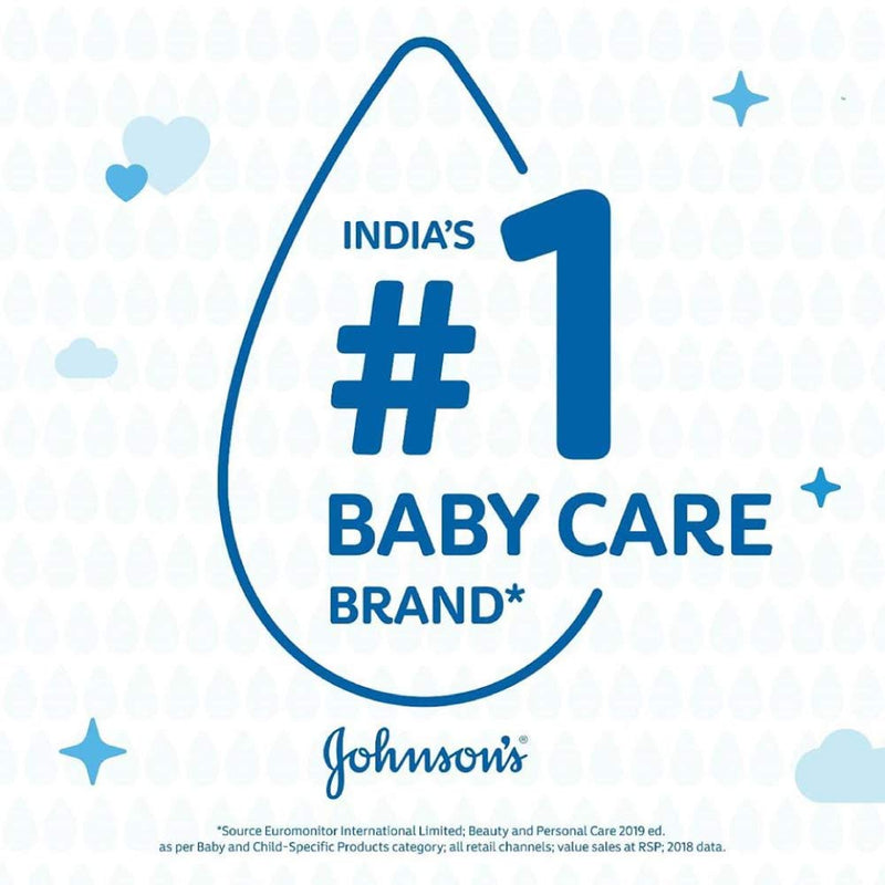 Johnson's Baby Powder, 600 g