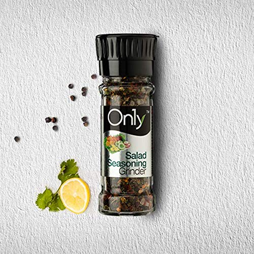 Only Salad Seasoning Grinder 50g