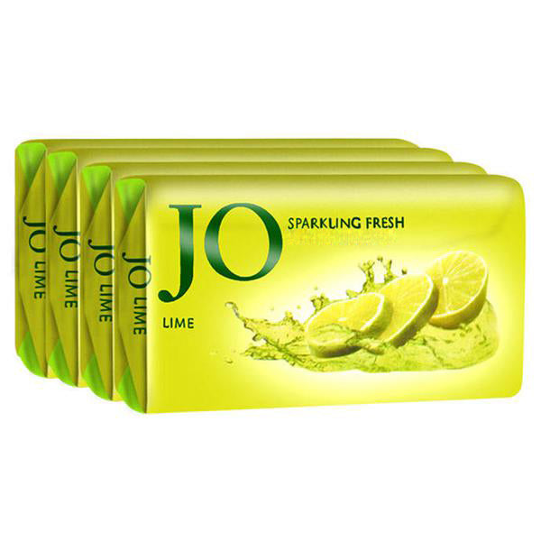 Jo Lime Soap 5 X 48 g, Buy 4 Get 1 Free
