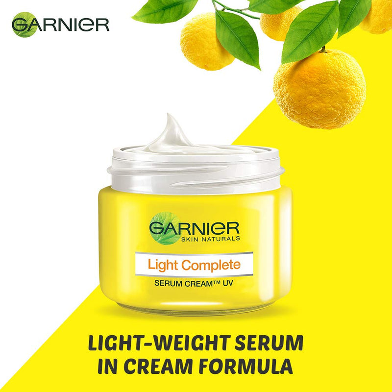 Garnier Skin Naturals Light Complete Fairness Serum Cream, 23g