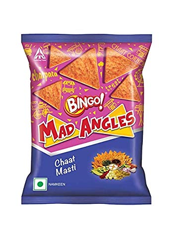 Bingo! Mad Angles Chat Masti, 72.5 g