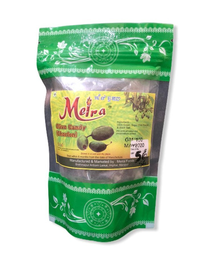 Meira Olive Candy (Chorfon), 100g