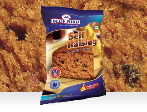 BlueBird Self Raising Superfine Flour, 500g