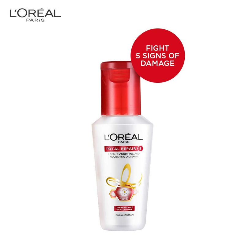 L'Oreal Paris Total Repair 5 Serum, 80ml