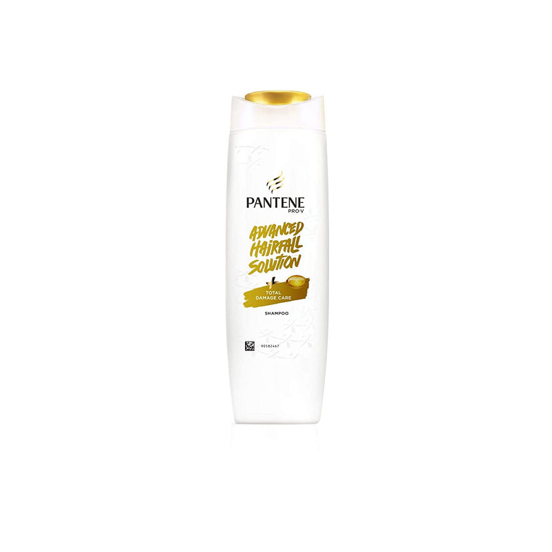 Pantene Advanced Hair Fall Solution + Total Damage Care Shampoo, 180 ml
