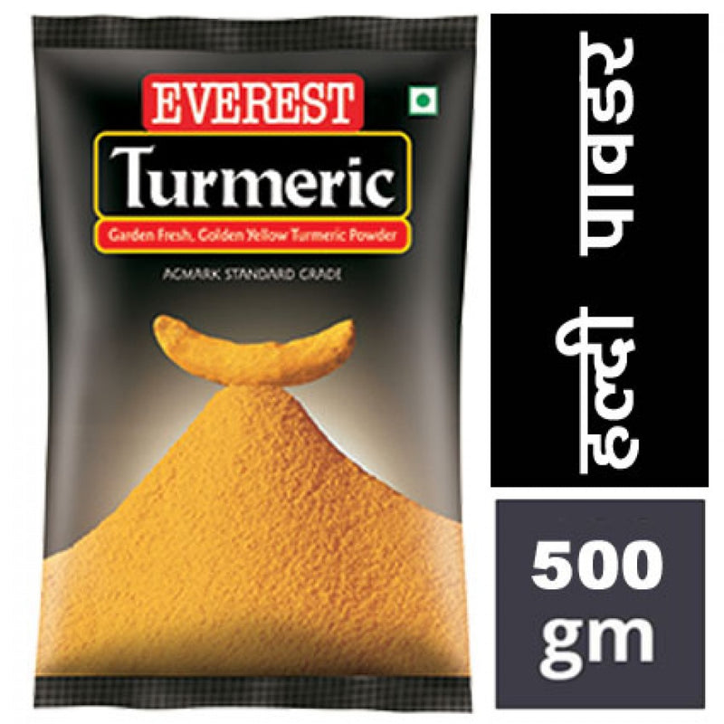 Everest Turmeric Powder, 500 g