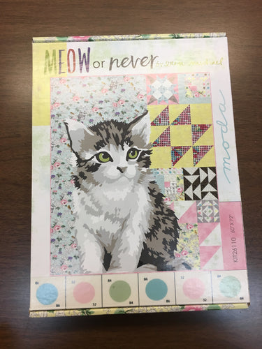 Meow or Never Kit
