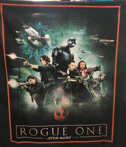 Star Wars Rogue One Panel