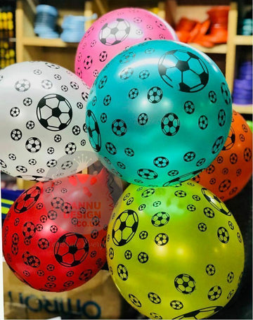 Football / Soccer Balloons