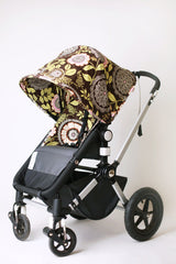 Custom Bugaboo Stroller Fabric Set Seat Inlay Canopy Hood