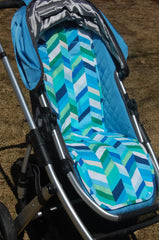 Uppababy Vista Stroller Liner by Maine Baby Treats