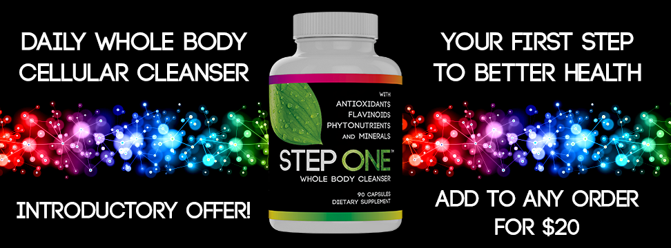 step one nutritional cleansing system, your first step to better health