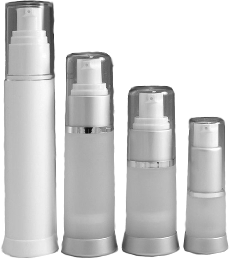 Leah  Polypro Airless Pump Bottles
