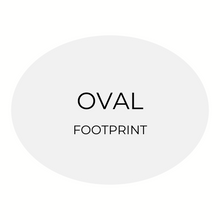Load image into Gallery viewer, Ovali Glass Bottle