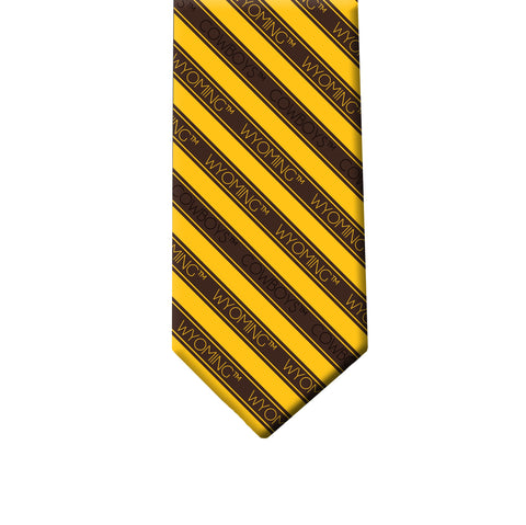 University of Wyoming Necktie