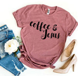 Coffee And Jesus T-shirt