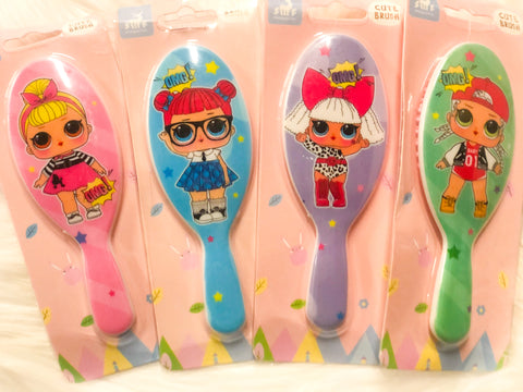 LOL Doll Brushes
