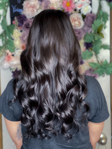 Hand Tied Weft Extensions (per pack price)