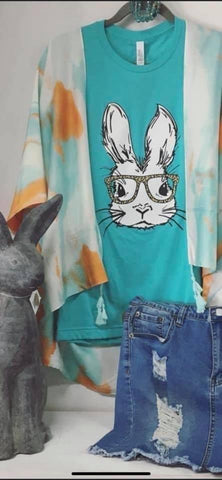 Lola Rabbit easter bunny tee