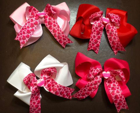 Sweetheart Ribbon Bow