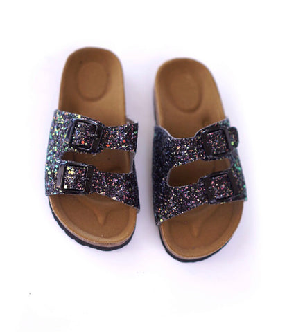 Midnight Strap Sandals