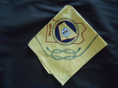 Bashore Scout Reservation Lebanon County Council Neckerchief