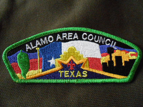 Alamo Area Council s7a csp