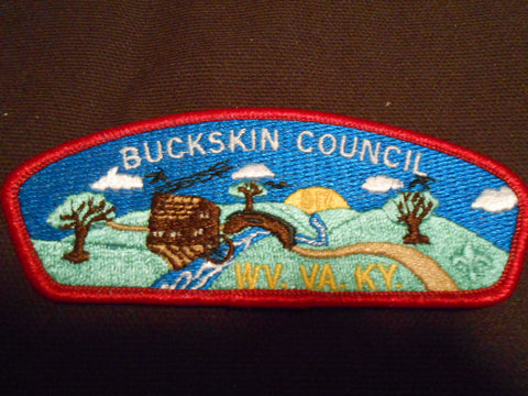 Buckskin Council s5b  csp