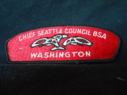Chief Seattle s3 CSP