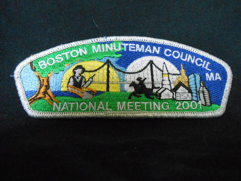 Boston Minuteman SA8 csp
