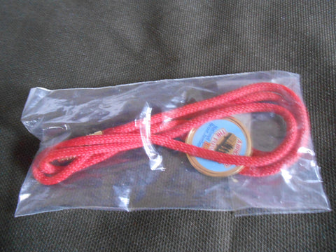 1993 National Jamboree red bolo tie