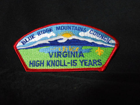 Blue Ridge Mtns sa8 CSP