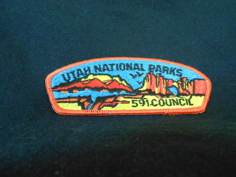 Utah National Parks s1b CSP
