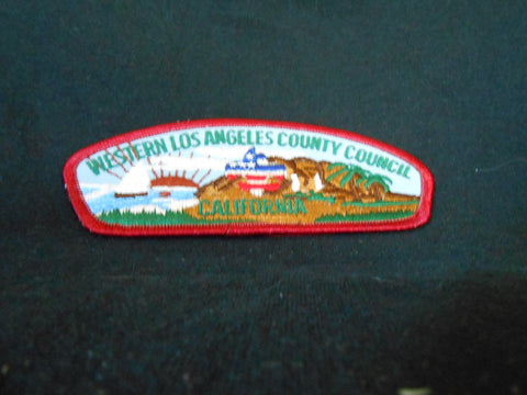 Western Los Angeles County t3 csp